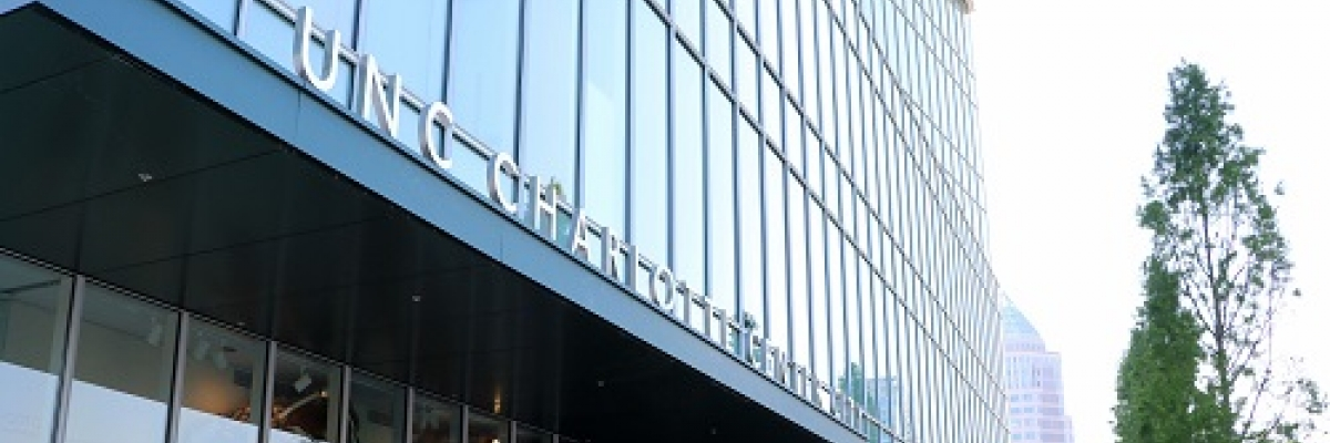 UNCC Center City Exterior