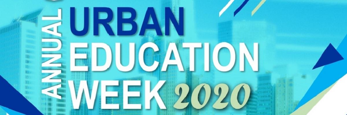 Urban Education Week 2020